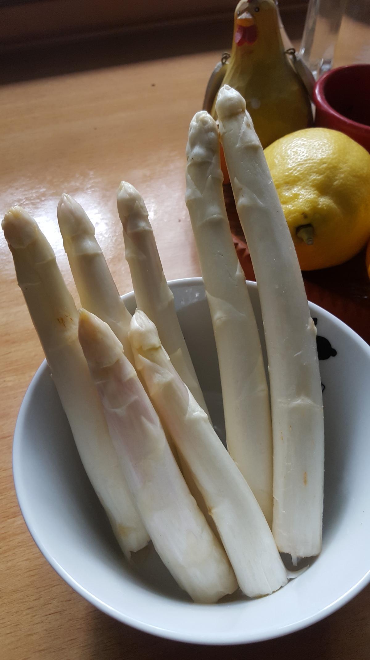 Astounding Asparagus – quick +healthy