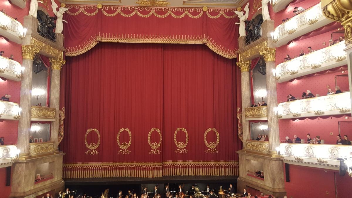 The opera in Munich   – DieNationaloper