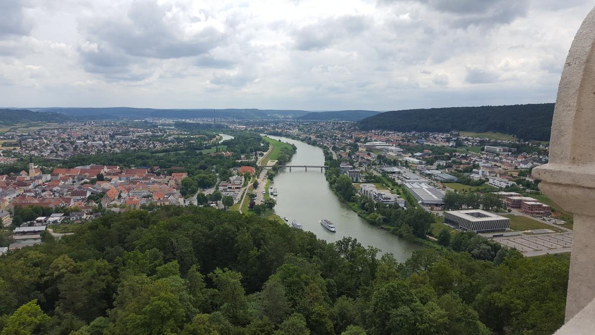 Weekend trip: Weltenburg monastery, Befreiungshalle, Donaudurchbruch