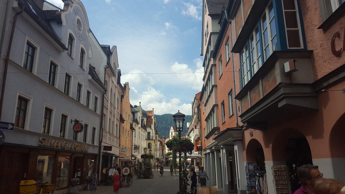 City trip: Füssen, Allgäu – nearNeuschwanstein